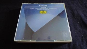 STEVE REICH DRUMMING SIX PIANOS 2 CD 1989 доставка товаров из Польши и Allegro на русском