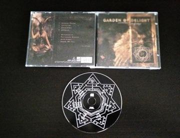 CD, The Garden Of Delight, Apocryphal II доставка товаров из Польши и Allegro на русском