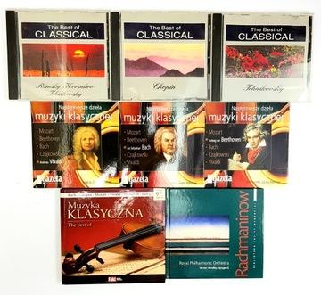 ZESTAW Muzyka klasyczna x11 доставка товаров из Польши и Allegro на русском