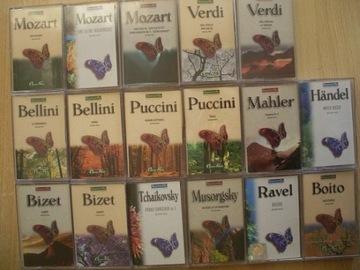 MOZART, VERDI, BELLINI, PUCCINI, BIZET, RAVEL ... доставка товаров из Польши и Allegro на русском