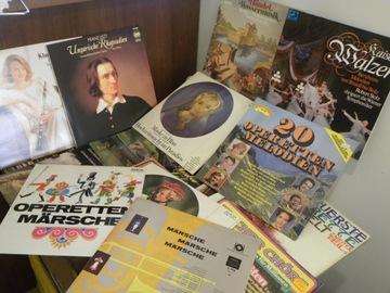 HURT WINYL muzyka klasyczna 20 SZT SUPER STANY доставка товаров из Польши и Allegro на русском