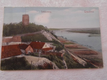 Pocztówka - GRUDZIĄDZ 1915 доставка товаров из Польши и Allegro на русском