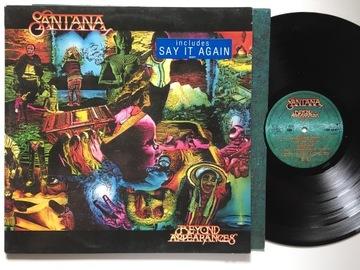 Santana Beyond Appearances [VG/VG] C375 доставка товаров из Польши и Allegro на русском