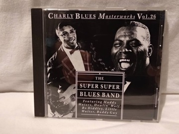 The Super Blues Band: Charly Blues Masterworks CD доставка товаров из Польши и Allegro на русском