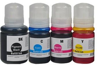Pigment INK-MATE 4x100ml Epson WF 3xxx 4xxx 7xxx доставка товаров из Польши и Allegro на русском