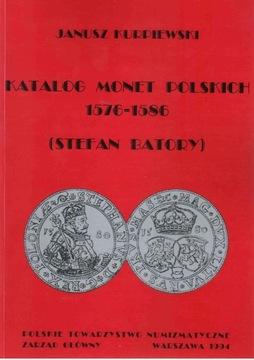 Janusz Kurpiewski Katalog Monet Batory доставка товаров из Польши и Allegro на русском