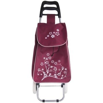 Тележка сумка для покупок на колесиках для покупок 30Л 25кг доставка товаров из Польши и Allegro на русском