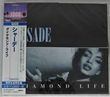 SADE - DIAMOND LIFE (1 CD) ЯПОНИЯ доставка товаров из Польши и Allegro на русском