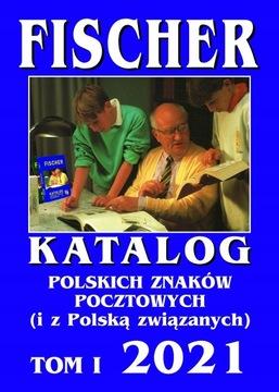Katalog znaczków Fischer 2021- TOM I доставка товаров из Польши и Allegro на русском