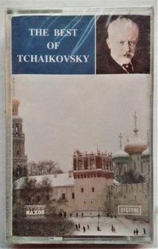 Кассета - Лучшее из Чайковского  доставка товаров из Польши и Allegro на русском