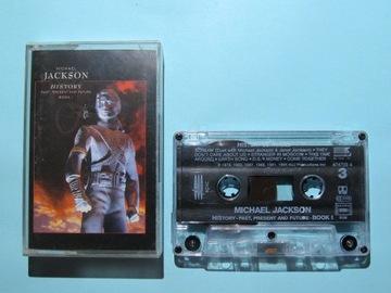Michael Jackson - HISTORY (1995) kaseta 2 доставка товаров из Польши и Allegro на русском