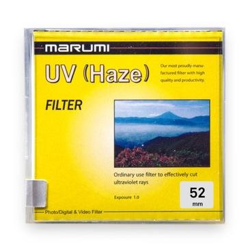MARUMI Yellow Filtr fotograficzny UV 52mm доставка товаров из Польши и Allegro на русском