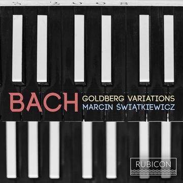 Bach Goldberg Variations Marcin Świątkiewicz 2020 доставка товаров из Польши и Allegro на русском