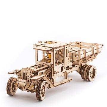 CIĘŻARÓWKA UGM-11 Model mechaniczny Ugears доставка товаров из Польши и Allegro на русском