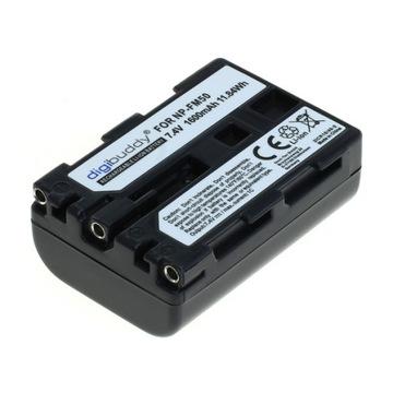 Аккумулятор Sony NP-FM30 NP-FM50 NP-FM51 7,4V1600mAh доставка товаров из Польши и Allegro на русском