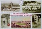 Олимпийские игры Лондон 1908, Большой Стадион и Марафон доставка товаров из Польши и Allegro на русском