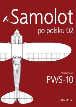 Samolot po polsku no. 02 PWS-10 доставка товаров из Польши и Allegro на русском
