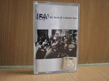 Картридж UB40 - THE BEST OF - VOLUME TWO доставка товаров из Польши и Allegro на русском