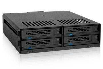Карман 4-Дисковое 2.5 SAS/SATA HDD/SSD доставка товаров из Польши и Allegro на русском