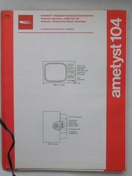 ODBIORNIK TELEWIZYJNY AMETYST 104 INSTRUKCJA SERWI доставка товаров из Польши и Allegro на русском