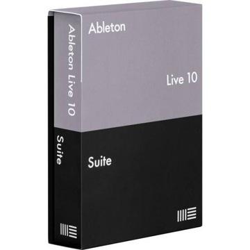 Ableton Live 10 Suite EDU (DIGI) + UPGR Live 11 доставка товаров из Польши и Allegro на русском