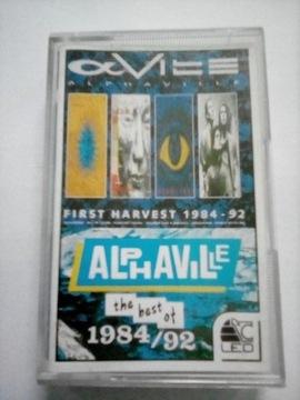 ALPHAVILLE - THE BEST OF 1984-92 доставка товаров из Польши и Allegro на русском