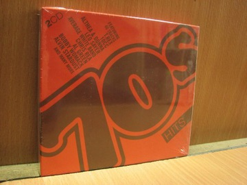 Składanka THE 70s Hits 2CD Hity lat 70 tych доставка товаров из Польши и Allegro на русском