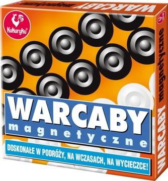 Игра Шашки Магнитные /Promatek доставка товаров из Польши и Allegro на русском