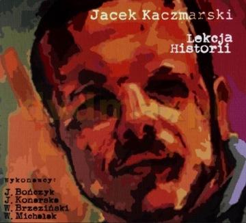 Яцек Качмарский - Урок истории /CD/ доставка товаров из Польши и Allegro на русском