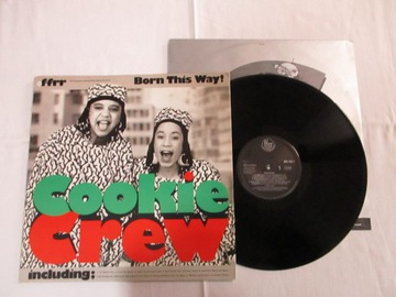 Cookie Crew Born This Way! L585 доставка товаров из Польши и Allegro на русском