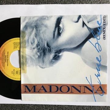 Madonna_True Blue_RMX_Holiday__7'' доставка товаров из Польши и Allegro на русском
