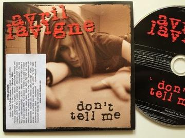Avril Lavigne Don't Tell Me S765 доставка товаров из Польши и Allegro на русском
