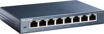 Switch TP-LINK TL-SG108 доставка товаров из Польши и Allegro на русском
