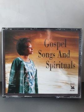 Gospel Songs And Spirituals. 3xCD BOX доставка товаров из Польши и Allegro на русском