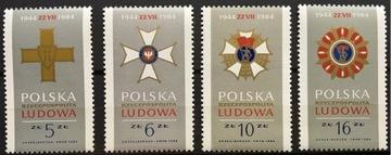 Fi 2778-2781 ** 1984 40 лет ПНР Socphilex 84 доставка товаров из Польши и Allegro на русском