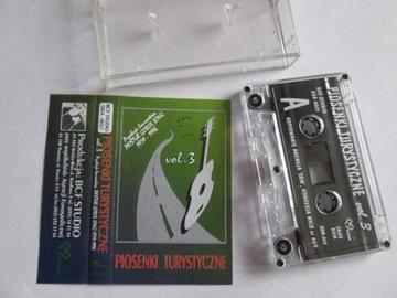 Piosenki Turystyczne vol.3 1979-96 Laureaci kaseta доставка товаров из Польши и Allegro на русском