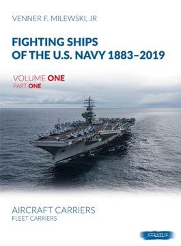 Боевые корабли США Navy 1/1 Fleet Carriers  доставка товаров из Польши и Allegro на русском