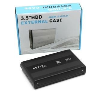 Kieszeń obudowa na dysk HDD 3,5