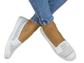 Белые модные кроссовки с кружевом 38 доставка товаров из Польши и Allegro на русском