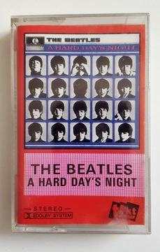 THE BEATLES A HARD DAY'S NIGHT kaseta audio доставка товаров из Польши и Allegro на русском