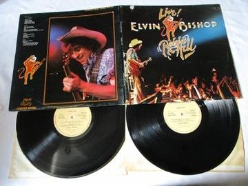 Elvin Bishop Live! Raisin' Hell #1184 доставка товаров из Польши и Allegro на русском