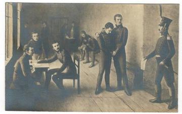 Pocztówka Niemcy 1916 żołnierze доставка товаров из Польши и Allegro на русском