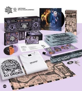 DJ DECKS - MIxtape VOL VII 7 BOX LTD DELUXE доставка товаров из Польши и Allegro на русском