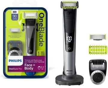 Philips OneBlade Pro электробритва Face + Body QP6620/20 доставка товаров из Польши и Allegro на русском
