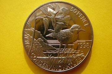 50 PENCE WYSPY HELENY 1998-SIEWECZKA RZECZNA KWIAT доставка товаров из Польши и Allegro на русском
