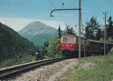 LOKOMOTYWA - 1099.03 - AUSTRIA - MARIAZELLERBAHN доставка товаров из Польши и Allegro на русском