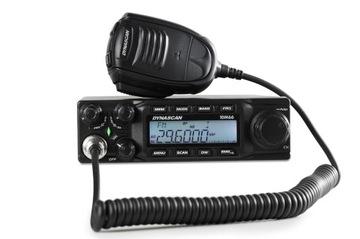 DYNASCAN 10M66 RADIO 24-30MHz AM/FM/SSB moc 60W доставка товаров из Польши и Allegro на русском
