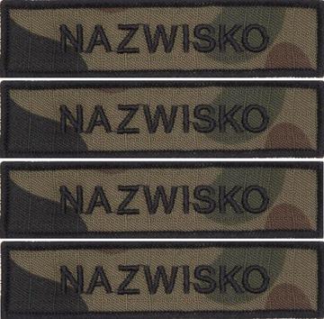Name Патч-ФАМИЛИЯ WZ2010 US-22 Полоса х 4 шт. доставка товаров из Польши и Allegro на русском