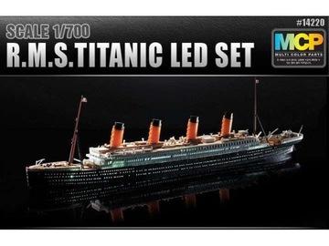 R.M.S. Titanic z oświetleniem LED Academy 14220 доставка товаров из Польши и Allegro на русском