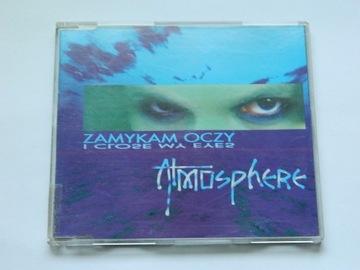 Atmosphere Zamykam Oczy CD SINGIEL доставка товаров из Польши и Allegro на русском